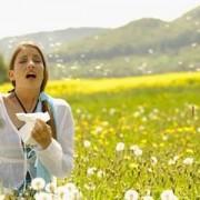 حساسیت در فصل بهار